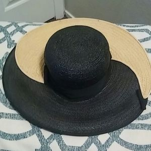 JACK MCCONNEL SUMMER STRAW HAT